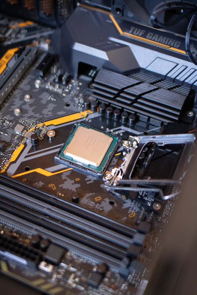 mantenimiento del procesador