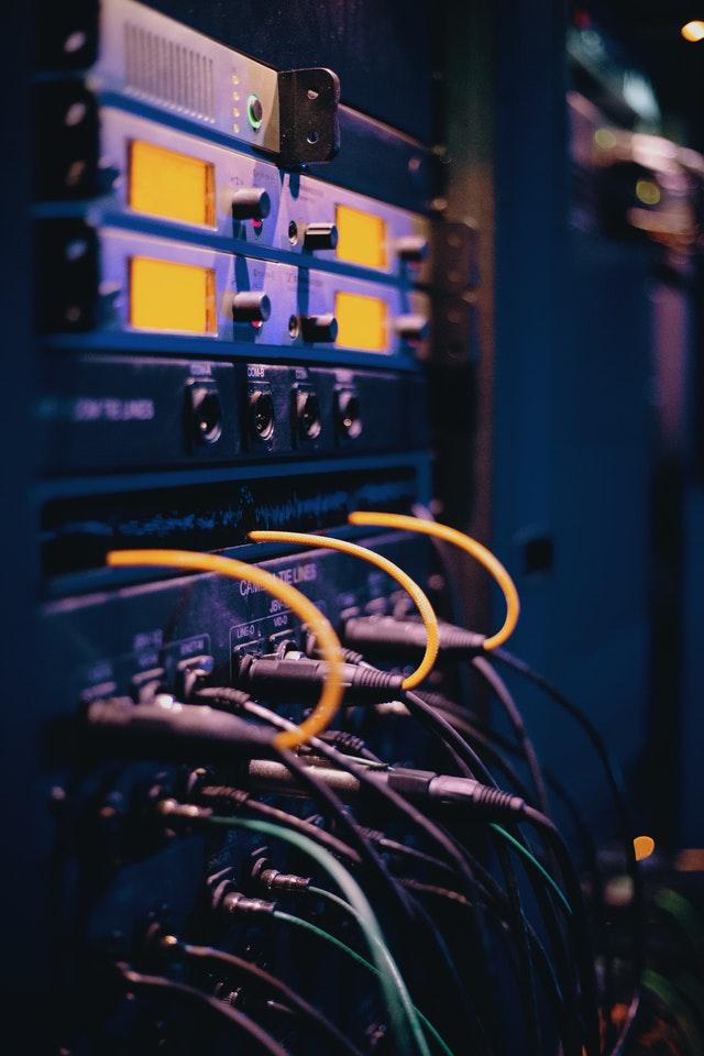 seguridad de servidor empresarial